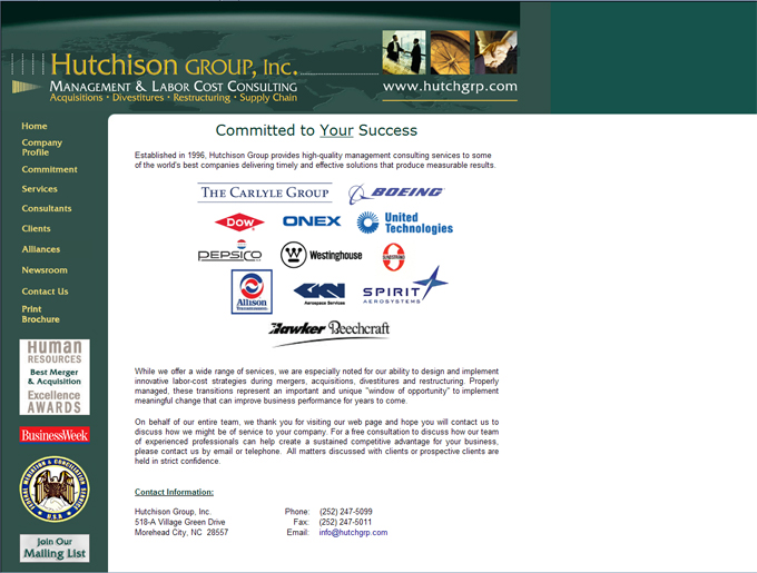 Hutchinson Group, Inc.